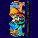 littlest elephant love links by © Karin  Taylor