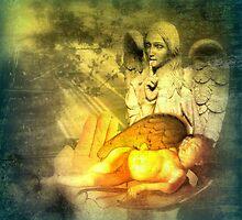 Angel of Slumber by Sharksladie