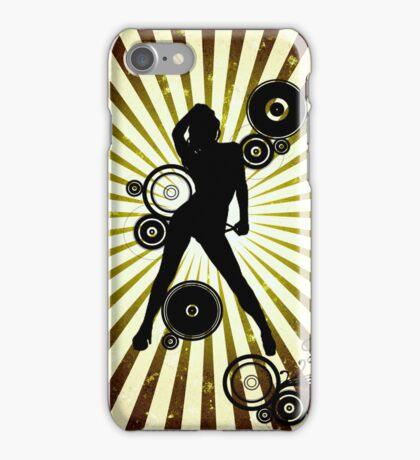 Woman iphone case iPhone Case/Skin