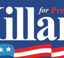 hillary for prison 2016 Sticker