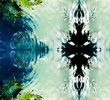 lagoon - phone by vampvamp