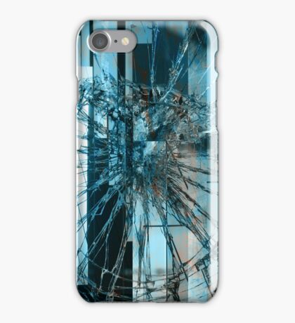 don't hurl rocks in glasshouses  - phone iPhone Case/Skin