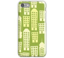 Cityscape iPhone Case iPhone Case/Skin