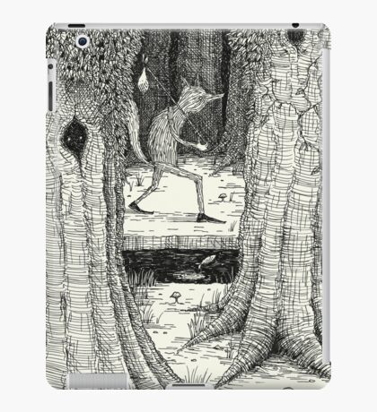 Through The Forest iPad Case/Skin