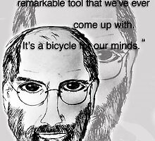 RIP Steve Jobs <3  by DrkCDesigns