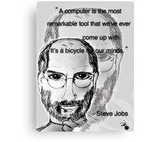 RIP Steve Jobs <3  Canvas Print