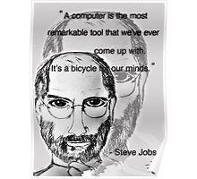 RIP Steve Jobs <3  Poster