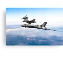The RAF Pay Tribute Canvas Print