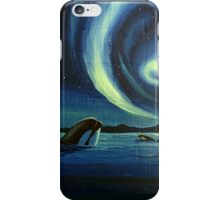 Whale Watching Iphone Case iPhone Case/Skin