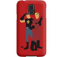 Dr Horrible - Red Samsung Galaxy Case/Skin