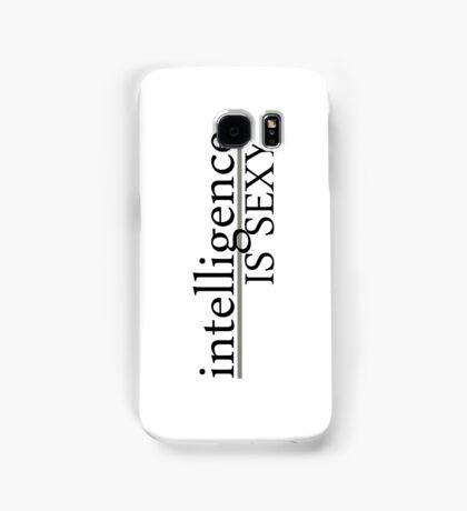 Intelligence is Sexy Samsung Galaxy Case/Skin