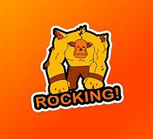 Rocking! by Namueh