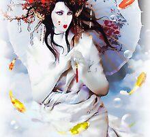 Celestial Koi by Shanina Conway