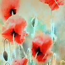 Morning Poppies by rosalin