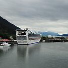 Golden Princess in Juneau by julie08