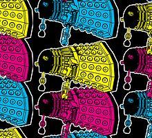 Daleks! by Namueh