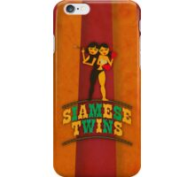 Siamese Twins iPhone Case/Skin