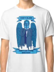 Weeping Angel of The Lord Classic T-Shirt