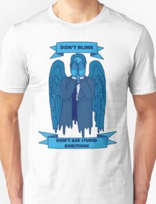 Weeping Angel of The Lord Unisex T-Shirt