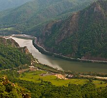 The Olt Valley by julien  oncete