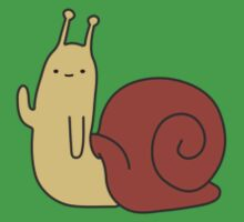 Adventure Time Snail - Small by joshdbb