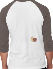 Adventure Time Snail - Small Men's Baseball ¾ T-Shirt