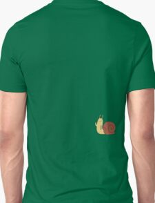 Adventure Time Snail - Small Unisex T-Shirt