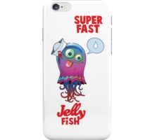 Superfast Jellyfish iPhone Case/Skin