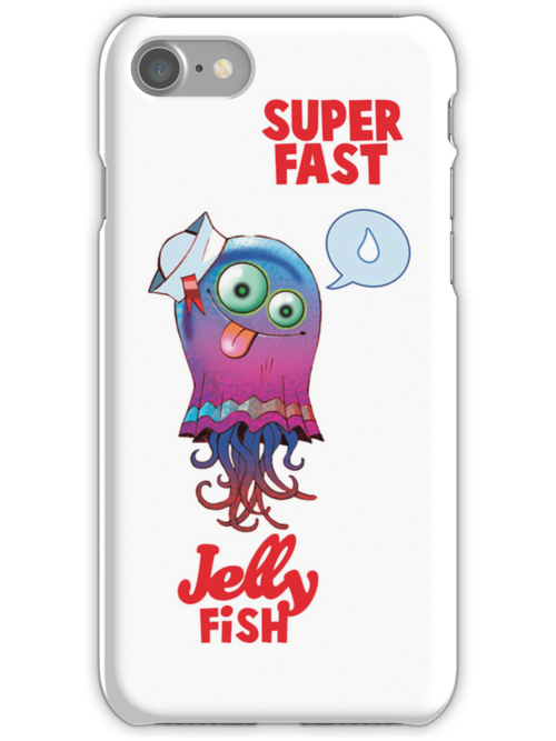 Superfast Jellyfish by Rachel Miller