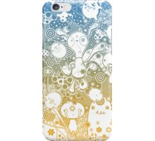Spaced Funny Bunny Whotsit iPhone Case/Skin