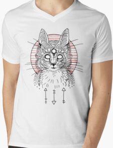 figurehead Mens V-Neck T-Shirt