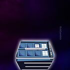Doctor Who - Tardis Logo by RiskGambits