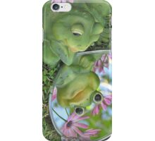 ~ Narcissus the Frog ~ iPhone case iPhone Case/Skin