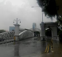 Downpour Singapore by sandysartstudio