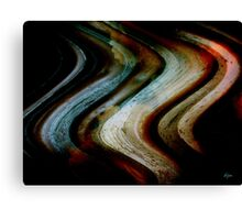 Copper And Clouds Canvas Print