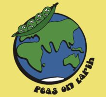 Peas on Earth Kids Clothes