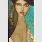 """""""Whispers From The Dreaming"""" Iphone Case by Cate Townsend"""