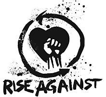 Rise Against Photographic Print