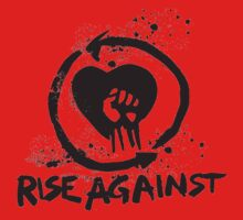 Rise Against One Piece - Short Sleeve