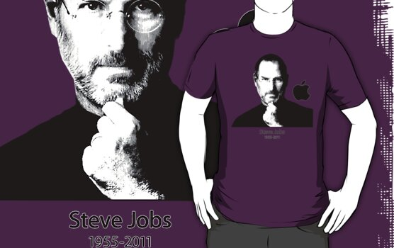 Steve Jobs .. Stay Hungry, Stay Foolish. by YabuloStore919