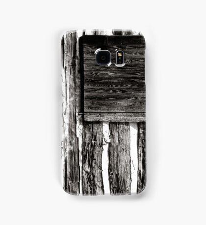 Log Texture Samsung Galaxy Case/Skin