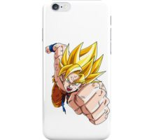 Goku Super Sayajin iPhone Case/Skin
