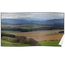 The Cairngorms Poster