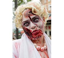 World Zombie Day  Photographic Print