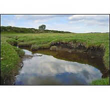 River Ribble Tributary Photographic Print