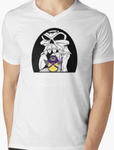 My Neighbor Skeletotoro Mens V-Neck T-Shirt