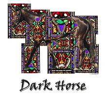 Walking Horse 2 Dark Horse by Tom Conway