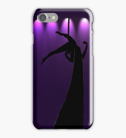 the Aerialist iPhone Case iPhone Case/Skin