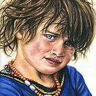 Bukarest Street Boy by Nicole Zeug