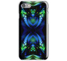Blue Metal iPhone Case/Skin